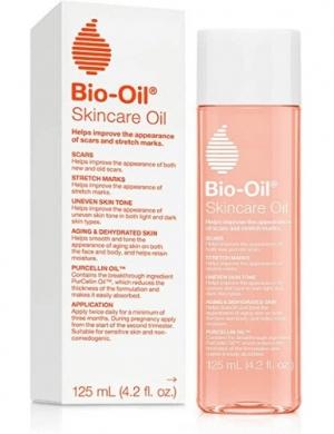 Tinh dầu trị rạn da Bio Oil 125ml Úc làm mờ sẹo thâm nám