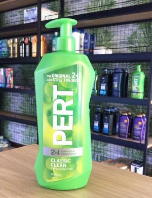 GỘI & XẢ PERT 2IN1 - CLASSIC CLEAN