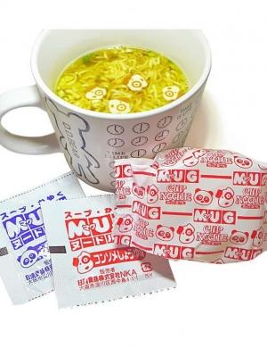 (Nissin) Mỳ Mug ăn liền cho bé nhập Nhật Bản