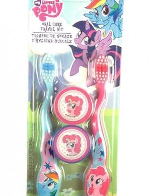 Set 2 bàn chải  Pony cho bé