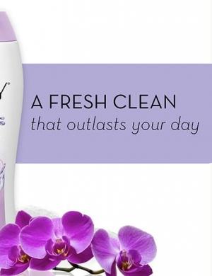 Sữa tắm Olay Fresh Outlast 700ml