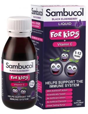 Tăng đề kháng SAMBUCOL của ANH