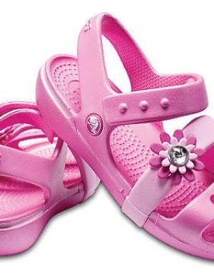 (Crocs) Sandal bé gái nhập Mỹ