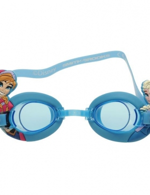 (Smith&Brooks) Kính bơi 3D Frozen bé gái nhập Anh