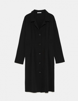 (Zara) Đầm Pleated nữ nhập TBN