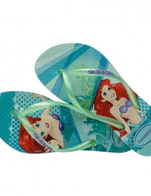 (Havaianas) Dép xỏ ngón Ariel bé gái nhập Mỹ